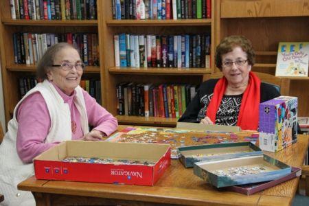 The Puzzle Ladies